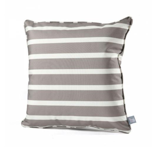 Extreme Lounging B-cushion Awning Stripe | Silver Grey  Overigen