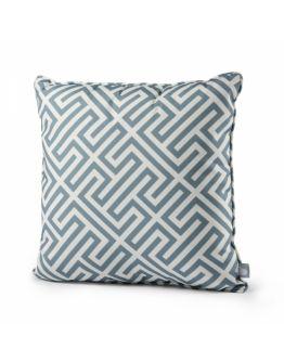 Extreme Lounging B-cushion Maze | Sea Blue