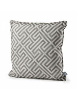 Extreme Lounging B-cushion Maze | Silver Grey