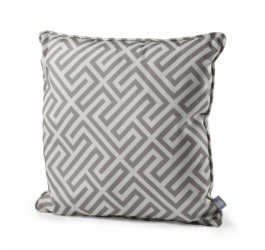 Extreme Lounging B-cushion Maze   Silver Grey  Overigen