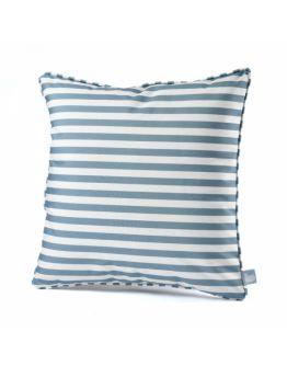 Extreme Lounging B-cushion Pencil Stripe | Sea Blue