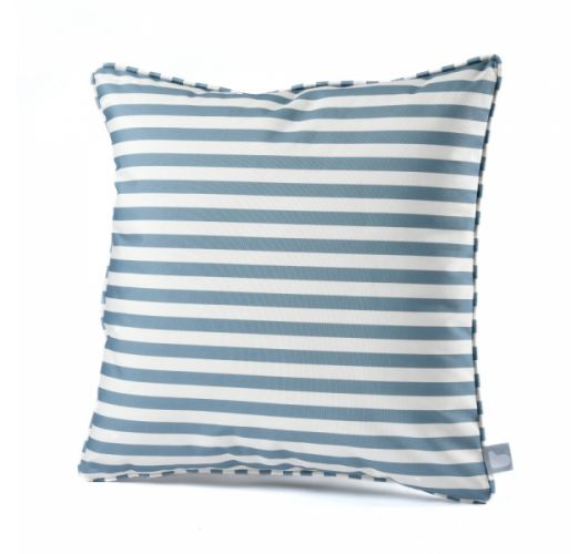 Extreme Lounging B-cushion Pencil Stripe | Sea Blue Overigen