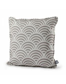 Extreme Lounging B-cushion Shell | Silver Grey