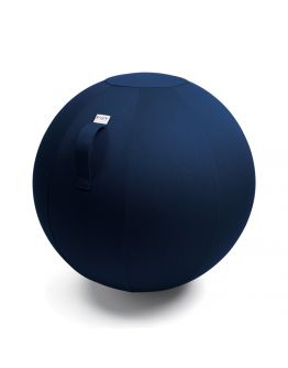 Vluv LEIV Zitbal Royal Blue | 60-65cm
