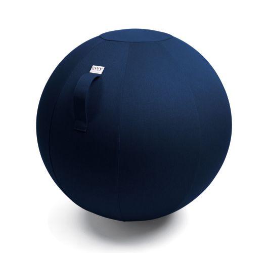 Vluv LEIV Zitbal Royal Blue | 60-65cm Overigen