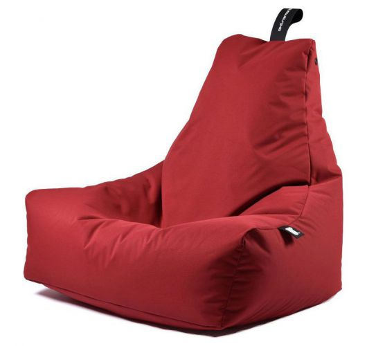 Extreme Lounging B-Bag Mighty-B Zitzak | Rood Overigen