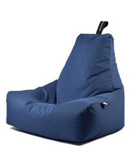 Extreme Lounging B-Bag Mighty-B Zitzak | Blauw