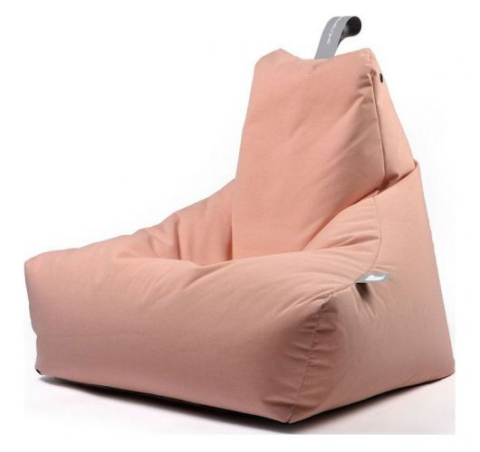 Extreme Lounging B-Bag Mighty-B Zitzak | Pastel Oranje Overigen