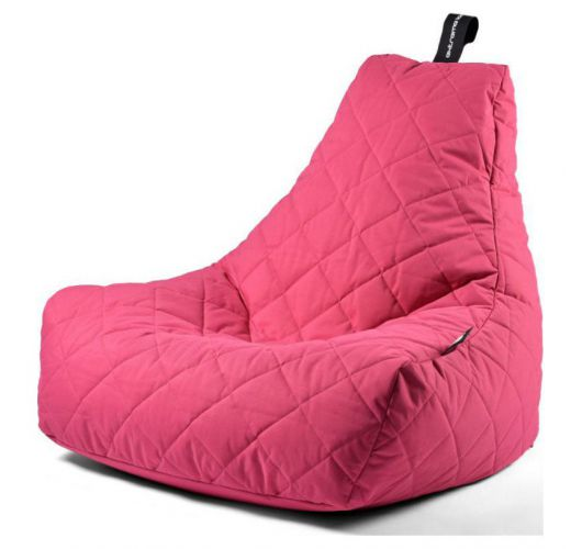 Extreme Lounging B-Bag Mighty-B Zitzak Quilted | Roze Overigen