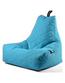 Extreme Lounging B-Bag Mighty-B Zitzak Quilted | Aqua