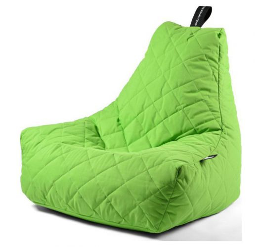 Extreme Lounging B-Bag Mighty-B Zitzak Quilted | Lime Overigen
