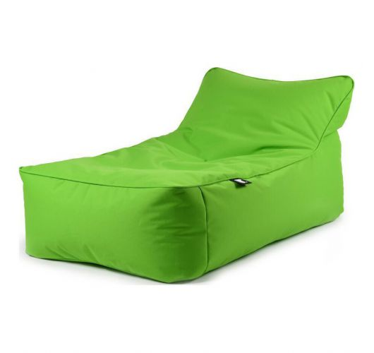 Extreme Lounging B-Bed Lounger Ligbed | Lime Overigen