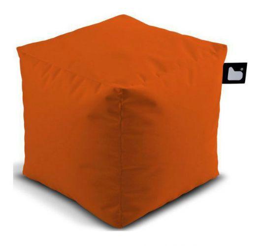 Extreme Lounging B-Box Poef | Oranje Overigen