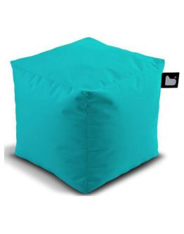 Extreme Lounging B-Box Poef | Aqua