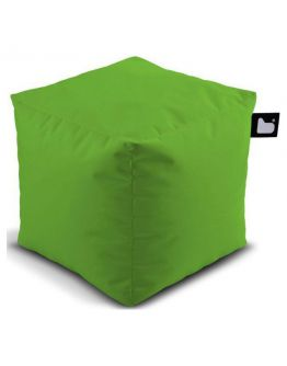Extreme Lounging B-Box Poef | Lime