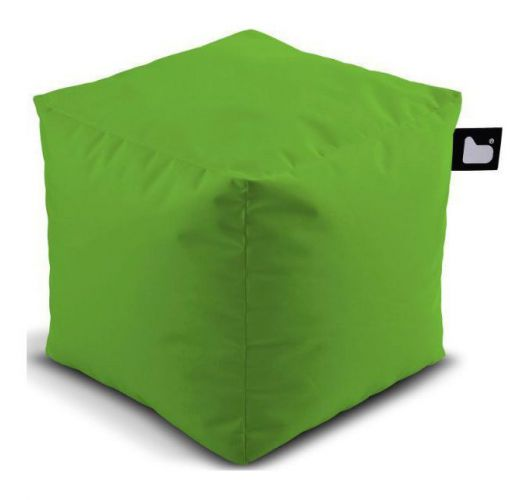 Extreme Lounging B-Box Poef | Lime Overigen