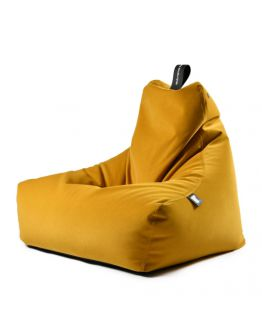 Extreme Lounging b-bag mighty-b Indoor | Suede Mustard