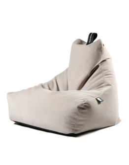 Extreme Lounging b-bag mighty-b Indoor | Suede Stone
