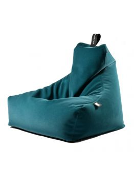 Extreme Lounging b-bag mighty-b Indoor | Suede Teal