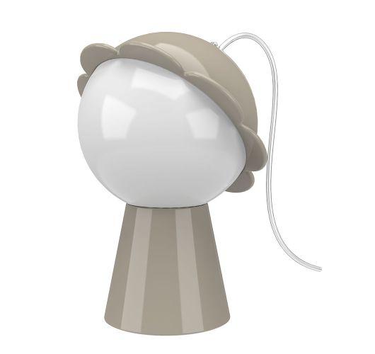 Qeeboo Daisy Lamp Grey Tafellampen
