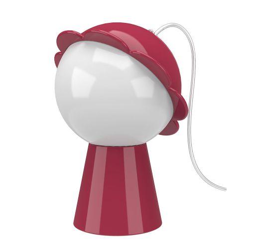 Qeeboo Daisy Lamp Red Tafellampen
