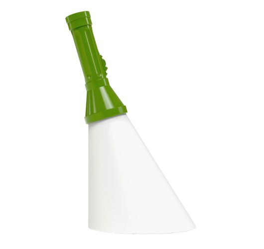 Qeeboo Flash LED Lamp Outdoor Green Tafellampen