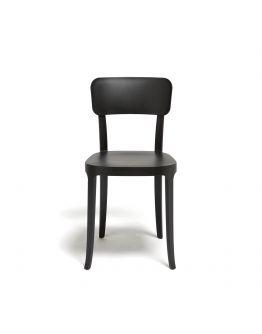 Qeeboo K. Chair Set van 2 stuks Zwart
