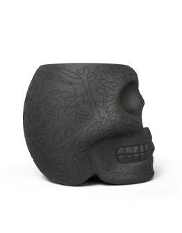 Qeeboo Mexico Kruk - Bijzettafel Black