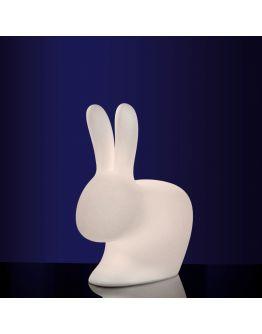 Qeeboo Rabbit Chair Baby Lamp Indoor Plug