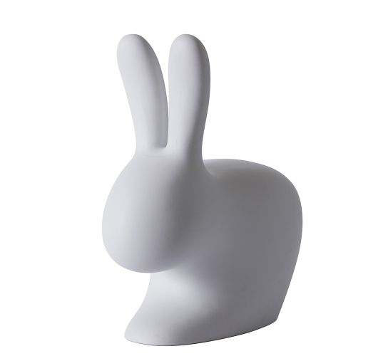 Qeeboo Rabbit Chair Grey Overigen