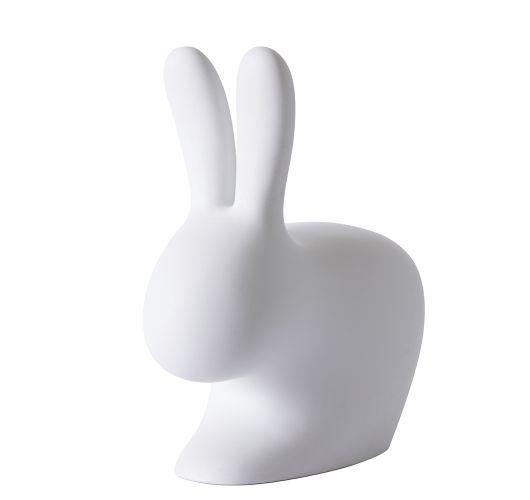 Qeeboo Rabbit Chair Light Grey Accessoires