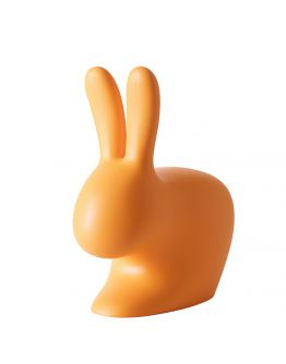 Qeeboo Rabbit Chair Orange