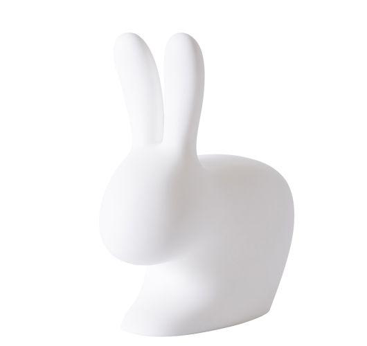 Qeeboo Rabbit Chair White