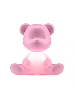 Qeeboo Teddy Boy lamp indoor plug - Bright Pink