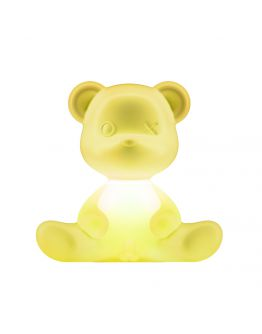 Qeeboo Teddy Boy lamp indoor plug - Lime