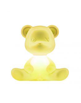 Qeeboo Teddy Boy lamp indoor plug - Lime