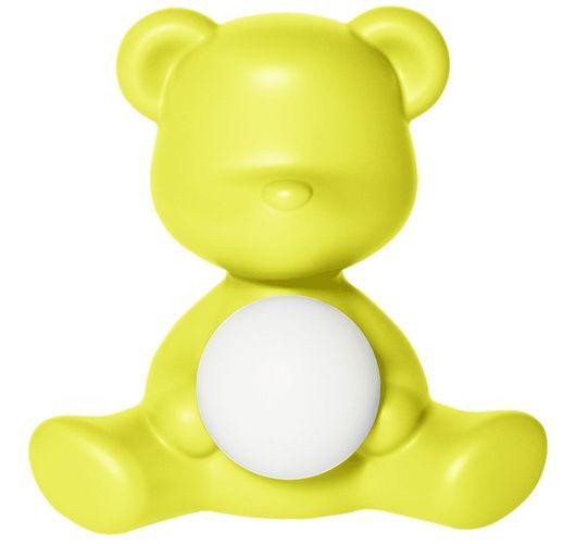 Qeeboo Teddy Girl LED lamp - Lime Overigen