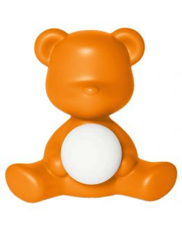 Qeeboo Teddy Girl LED lamp - Orange