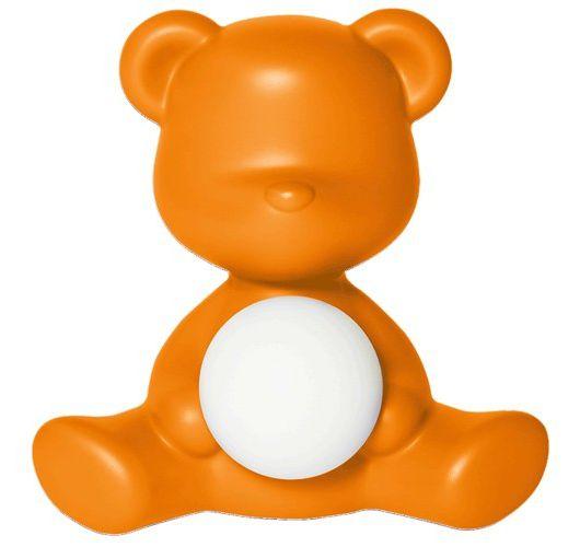 Qeeboo Teddy Girl LED lamp - Orange Tafellampen