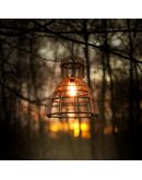 Het Lichtlab No.19 XXL Industrielamp - nu met gratis Philips LED globe BIMBAAR