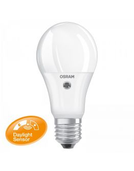 Osram dag nacht sensor LED e27 9w = 60w