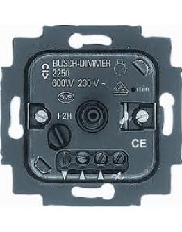 Busch-Jaeger 2250U Standaard Inbouw Dimmer 60-600W