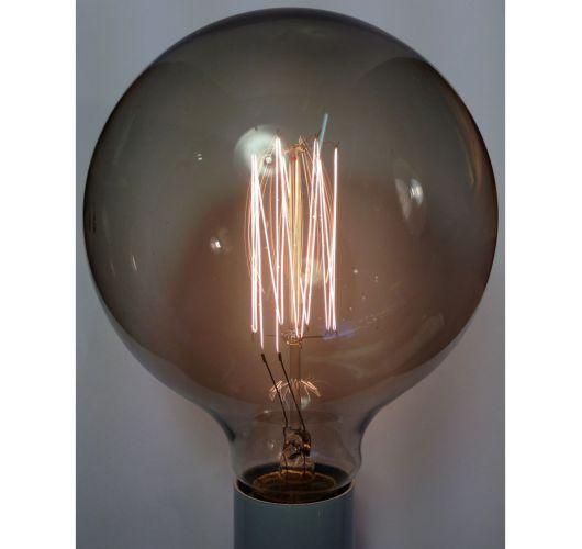 Kooldraadlamp Rookglas 40W 125mm E27 Gloeilampen