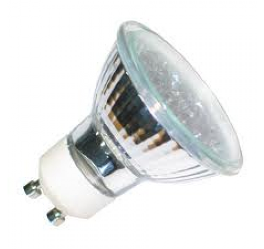 Halogeen GU10 51mm MR16 230V 35W Halogeenlampen