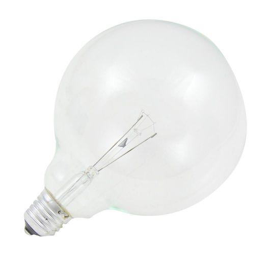 Globe Gloeilamp G125 E27 100w 230v Clear Gloeilampen