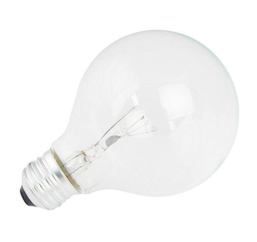Globe Gloeilamp G95 E27 100w 230v Clear Gloeilampen