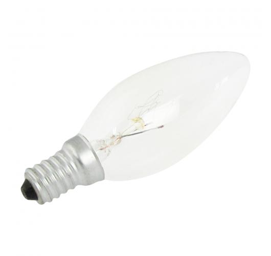 Kaarslamp E14 15W 230v Helder Gloeilampen