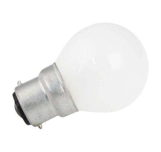 Kogellamp B22 25w 230v Mat