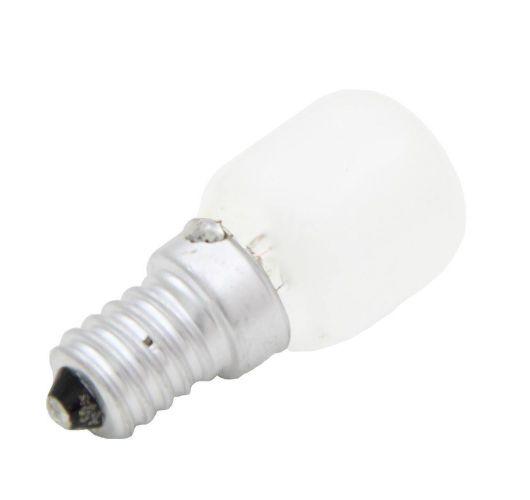 Kogellamp E14 60W 230v Melkglas