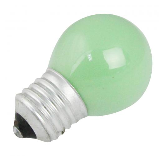 Kogellamp E27 15W 230v Groen